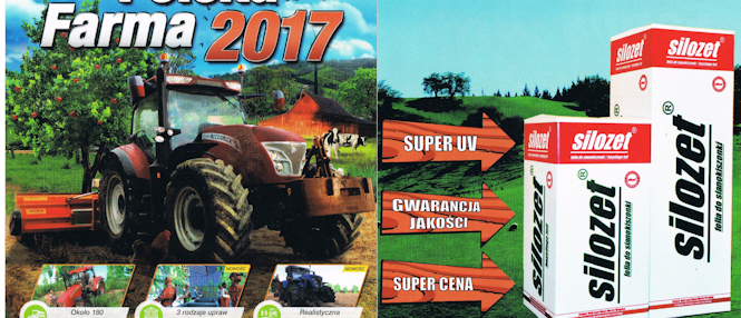 zetfol, silozet,folie, polska farma, farma, farma 2017